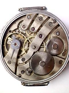 tavannes watch taschenuhr