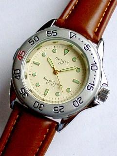 bidfun db archive wrist watches 268 gents spirit of