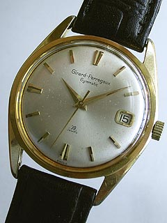 Bidfun Db Archive Wrist Watches 214 Gents Girard