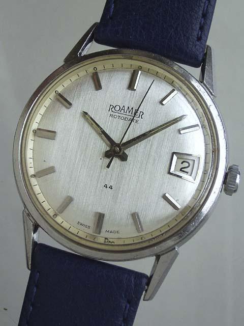 Bidfun Db Archive Wrist Watches 748 Gents Roamer