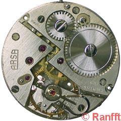 Unitas Reloj Calibre Marca 627Vintages 6vf7IgYbym