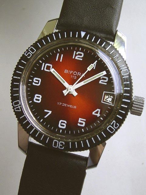 bidfun-db Archive: Watch Movements: Bifora-Uhrenfabrik, Joseph